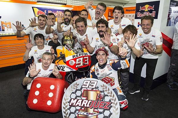 """Márquez: """"Lo único que me haría dejar Honda es no poder ganar"""""""