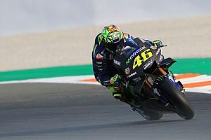 """MotoGP Noticias de última hora Rossi: """"La base de la nueva moto será la de 2016 pero con algo interesante"""""""