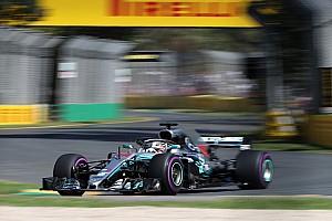 Formula 1 Practice report Australian GP: Hamilton tops first practice of F1 2018