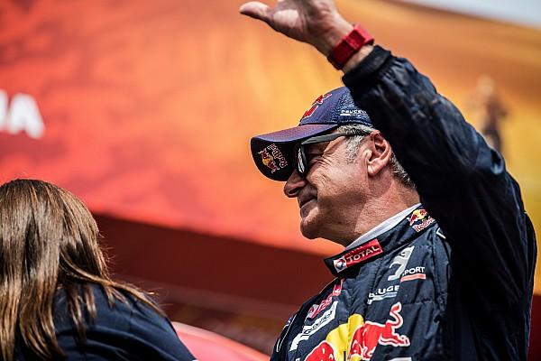Dakar Noticias de última hora Peugeot todavía no se decanta por Sainz