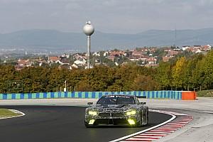A BMW a Hungaroringen tesztelte az M8 GTE-t