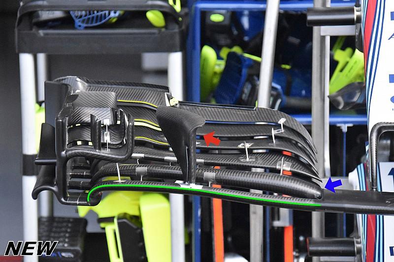 У Williams будет в Хоккенхайме новое переднее крыло. Оно должно все исправить