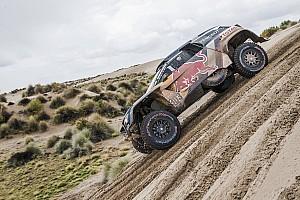 Dakar Ultime notizie Dakar, Sainz: