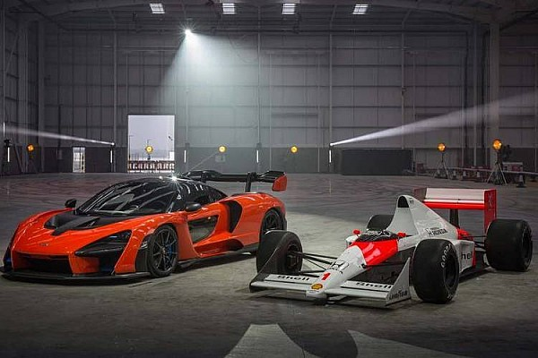 Automotivo Últimas notícias McLaren Senna te leva para conhecer nova fábrica de um jeito diferente