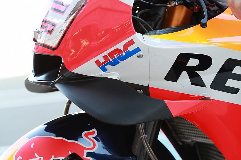 MotoGP endurece la normativa aerodinámica para 2019