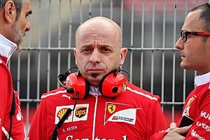 Chief designer Resta leaves Ferrari for Sauber
