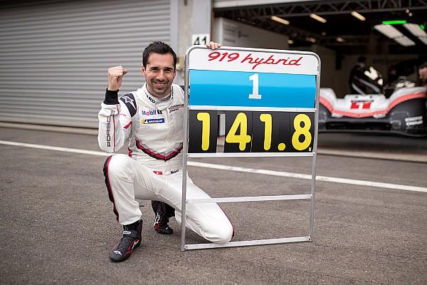 ¡Porsche supera el récord de un F1 en Spa con el 919 LMP1!