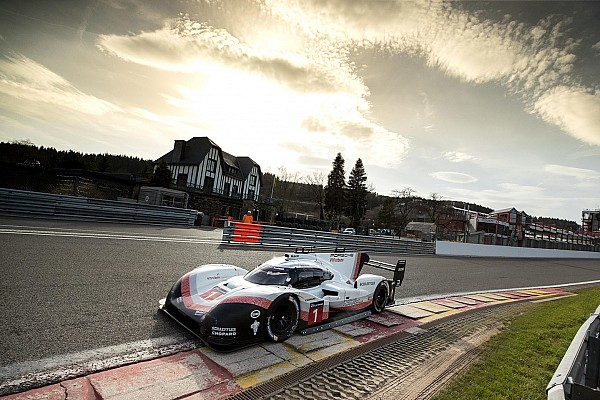 WEC Photos - Le record de Porsche à Spa en images