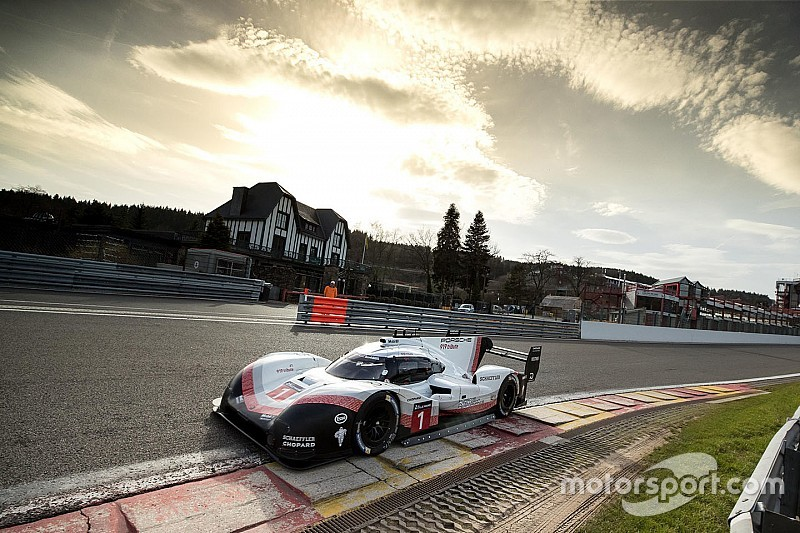 Photos - Le record de Porsche à Spa en images