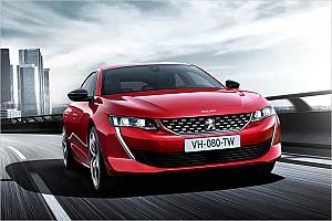 Automotive News Sagen Sie Hallo zum neuen Peugeot 508