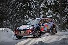 WRC İsveç Rallisi: Neuville lider, Ogier geride kaldı