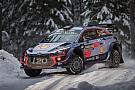 Neuville e Hyundai dominano la seconda tappa del Rally di Svezia