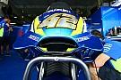 MotoGP Trotz Crashs: Suzuki mit neuer Aero-Verkleidung zufrieden