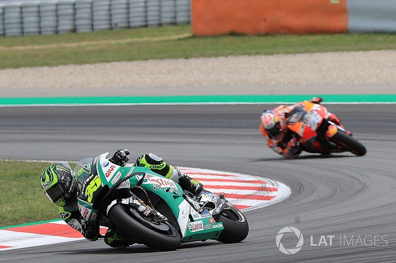"""Crutchlow braced for """"horseshit"""" theories amid Pedrosa exit"""