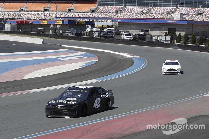 Charlotte Motor Speedway unveils race lengths for Roval races