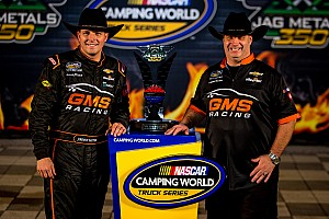 NASCAR Truck Special feature GMS Take on Trucks: The winning combination of Sauter and Shear