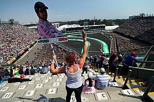 Fórmula 1 Top List Ricciardo domina dia; as imagens da sexta-feira no México