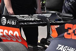 Formula 1 Özel Haber Azerbaycan GP: Öne çıkan teknik kareler
