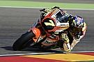 Moto2 GP Aragon: Ein Auf und Ab bei Forward Racing