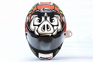 MotoGP Diaporama Photos - Le casque spécial de Maverick Viñales en Aragón