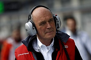 Formel E News Wolfgang Ullrich: