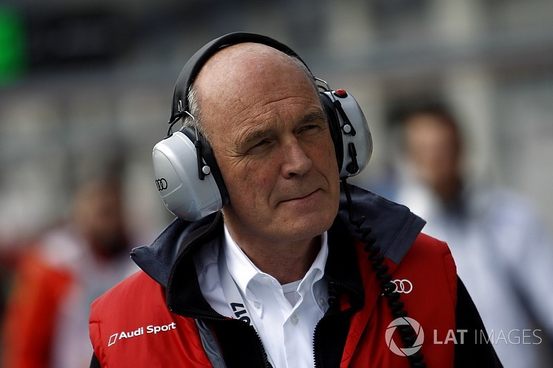 """Wolfgang Ullrich: """"Formel E ist total anders"""""""