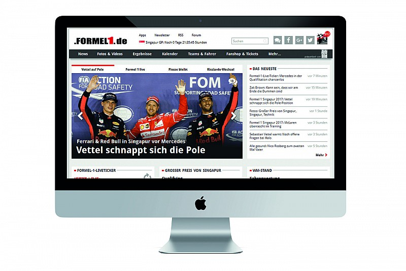 Motorsport Network fait l'acquisition de sport media group en Allemagne