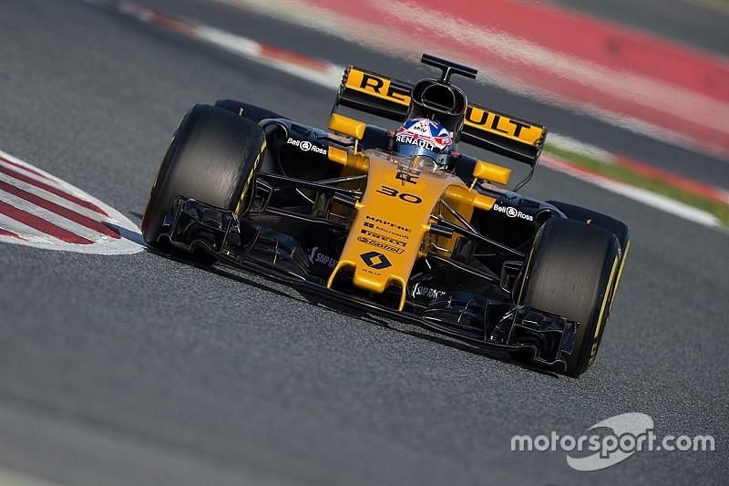 Formel 1 2017: Renault plant schon für Bahrain mit großem Update