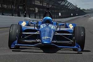 Galería: Así es el primer vistazo de los IndyCar 2018