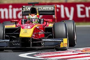 FIA F2 Actualités Formule 2 : premier point pour Delétraz, Budapest frustrante pour Boschung