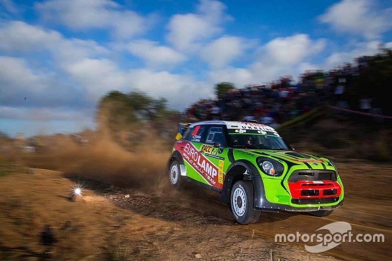 Ралі Іспанія: українська команда лідирує у заліку WRC Trophy