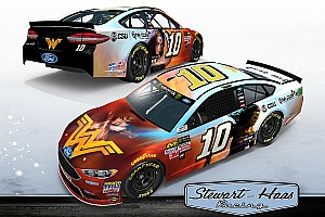 NASCAR 2017: Neue Sponsoren für Ford-Pilotin Danica Patrick