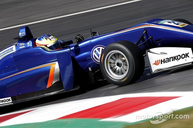 Carlin remplacera Dennis après le GP de Pau