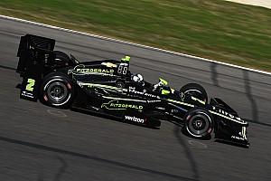 IndyCar Rennbericht IndyCar: Newgarden-Sieg nach Power-Pech im Barber Motorsports Park