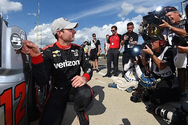 IndyCar Relato de classificação Power supera Castroneves e conquista pole em Barber