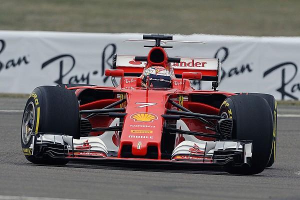 Fórmula 1 Últimas notícias VÍDEO: Raikkonen estreia Ferrari SF70H em Fiorano