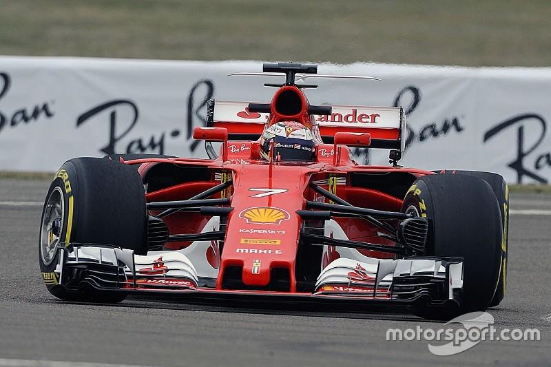 Галерея: Ferrari SF70H на трасі Фіорано