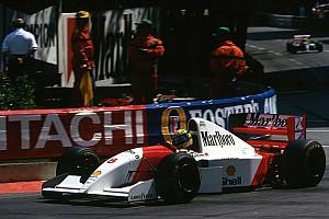 Formula 1 Son dakika Senna'nın eski McLaren aracı açık artırmaya sunulacak