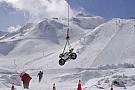 Reale Avintia Racing спустилась з небес на… сніг