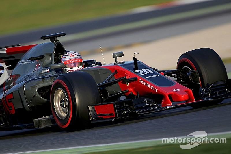 Magnussen: Haas Dallara chassis as good as Renault or McLaren