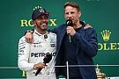 """Button revela relação """"estranha"""" como colega de Hamilton"""