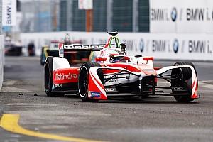 Formula E Practice report New York ePrix: Rosenqvist and Lynn top practice sessions