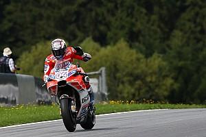 MotoGP Réactions Un choix de gommes payant pour Dovizioso