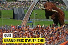 Quiz - Testez vos connaissances sur le GP d'Autriche!
