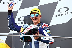 Moto3 Intervista Di Giannantonio: