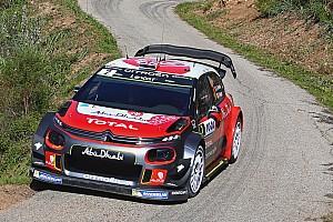 WRC Rapport d'étape ES3 & 4 - Meeke termine la première journée en tête