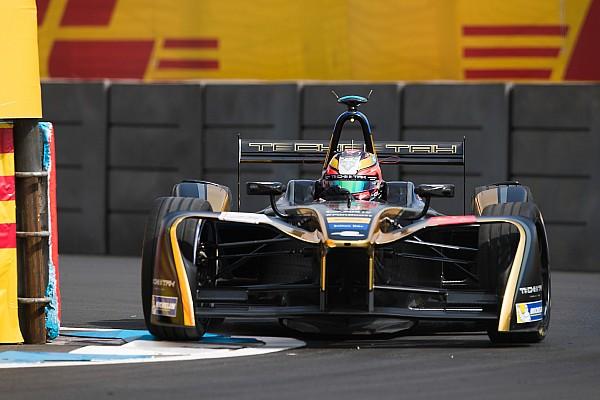 Gutierrez admits Formula E debut was