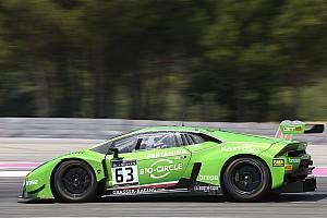 Blancpain Endurance Verslag vrije training 24 uur Spa: Lamborghini voor Mercedes in eerste training