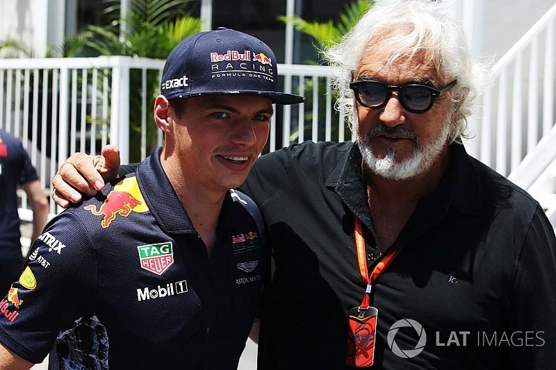 Briatore: Ferrari, Raikkonen'le takımlar şampiyonu olamaz