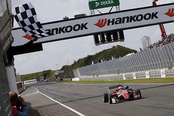 F3 Europe 新闻稿 起伏的赞德沃特,德利赛车队出击F3欧锦赛下半程